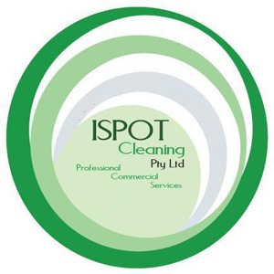 Ispot cleaning logo